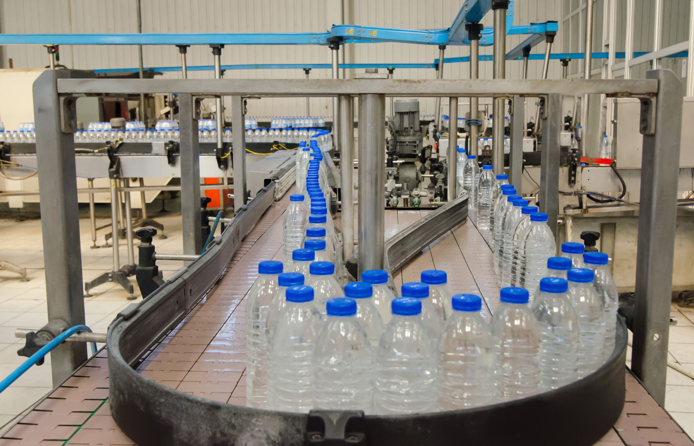 Bottling Industry conveyors spare parts regina chains