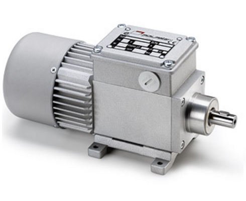 AC COAXIAL GEARED MOTOR WITH GEAR PAIRS