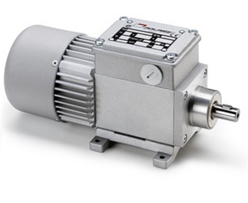 ACC COAXIAL GEARED MOTOR WITH GEAR PAIRS