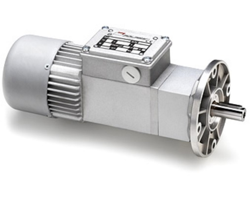 ACCE COAXIAL GEARED MOTOR WITH PLANETARY REDUCTION GEAR