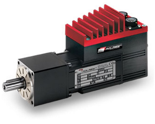 DBSE BRUSHLESS SERVOMOTORS WITH INTEGRATED DRIVE