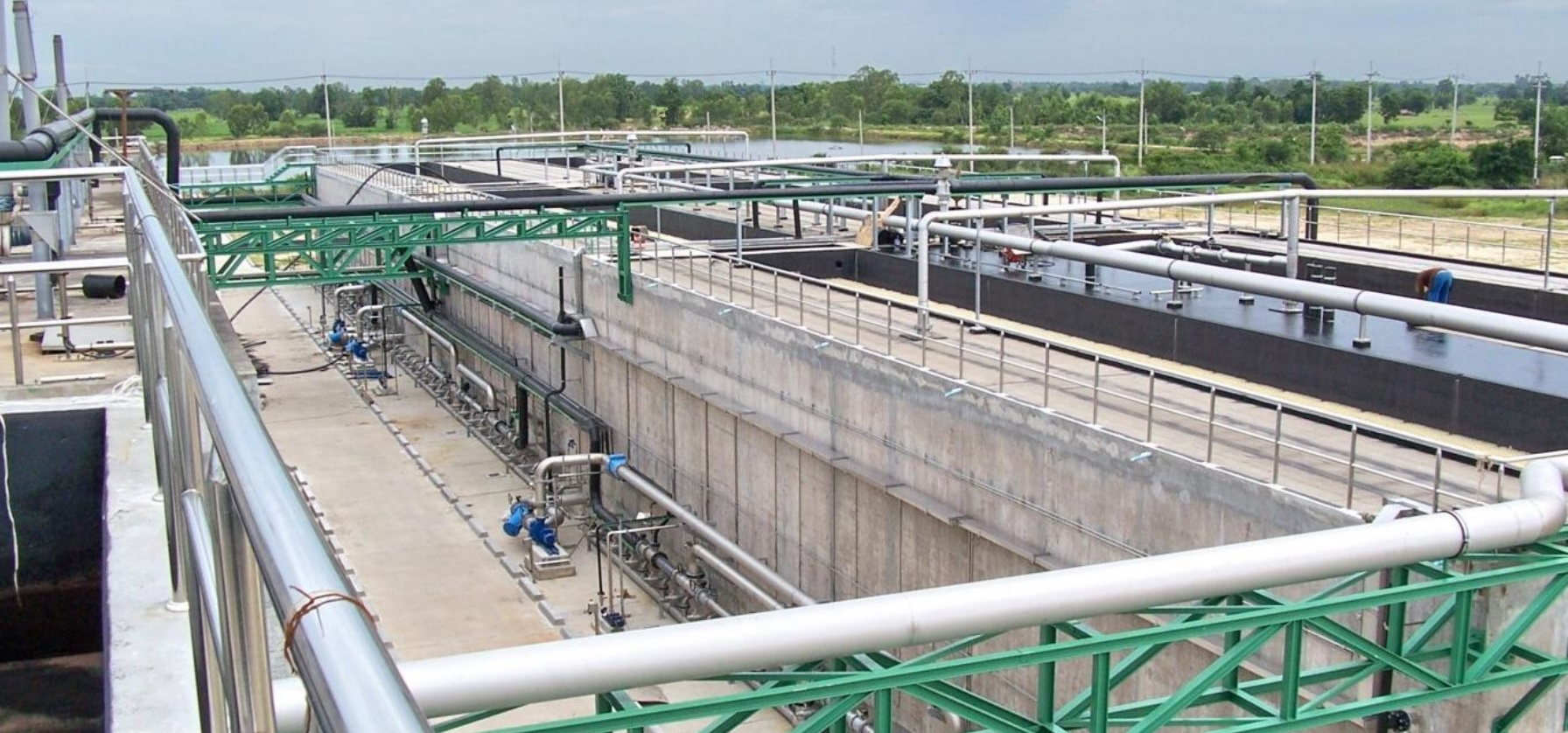 water treatment plant bio gas raptor global water engineering resuinca usa miami florida