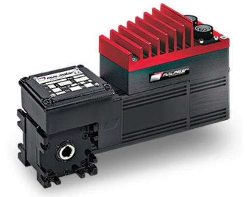 MCDBS BRUSHLESS SERVOMOTORS WITH INTEGRATED DRIVE