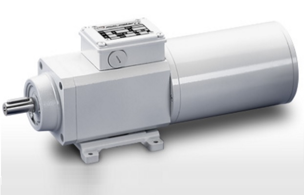 PAF COAXIAL GEARED MOTOR