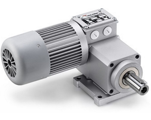 PCE WORM SCREW GEAR MOTOR WITH PLANETARY REDUCTION GEAR